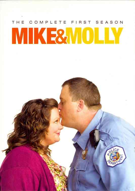 MIKE & MOLLY:COMPLETE FIRST SEASON BY MIKE & MOLLY (DVD)